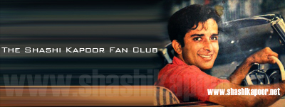 The Shashi Kapoor Fan Club