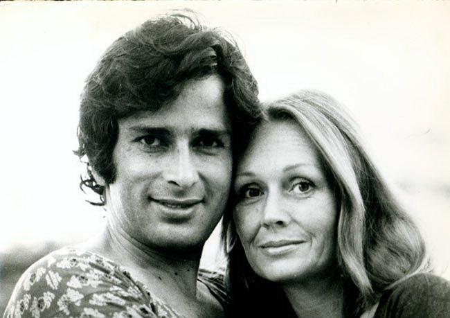 Shashi Kapoor Date Of Dead >> Jennifer Kapoor - Wife of Shashi Kapoor - The Kapoor Family Website by Shammi Kapoor