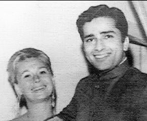 Shashi Kapoor and Jennifer and the Prithvi Theaters